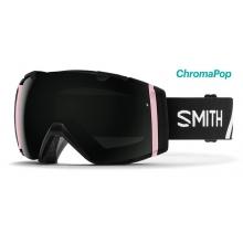 I/O Asian Fit Monaco ChromaPop Sun Black by Smith Optics