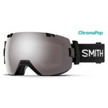 I/OX Asian Fit Black ChromaPop Sun Platinum Mirror by Smith Optics