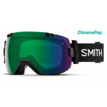 I/OX Asian Fit Black ChromaPop Everyday Green Mirror by Smith Optics in Bentonville Ar