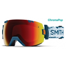 I/OX Asian Fit Kindred ChromaPop Sun Red Mirror by Smith Optics