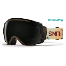 I/O 7 Asian Fit Dirksen AC ChromaPop Sun Black by Smith Optics