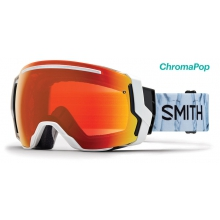 I/O 7 Asian Fit Sage AC ChromaPop Everyday Red Mirror by Smith Optics