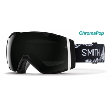 I/O Asian Fit Eder AC ChromaPop Sun Black by Smith Optics