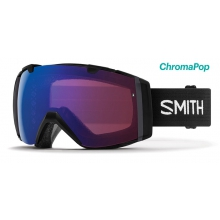 I/O Black ChromaPop Photochromic Rose Flash by Smith Optics