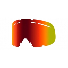 Range Replacement Lens Range Red Sol-X Mirror by Smith Optics