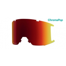 Squad XL Replacement Lens Squad XL ChromaPop Sun Red Mirror by Smith Optics