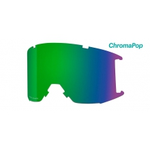 Squad XL Replacement Lens Squad XL ChromaPop Everyday Green Mirror by Smith Optics