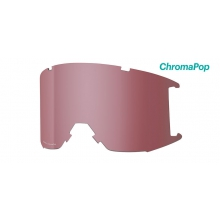 Squad XL Replacement Lens Squad XL ChromaPop Everyday Rose by Smith Optics