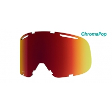Riot Replacement Lens Riot ChromaPop Sun Red Mirror by Smith Optics