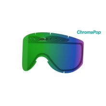 Knowledge OTG Replacement Lenses Knowledge OTG ChromaPop Everyday Green Mirror by Smith Optics