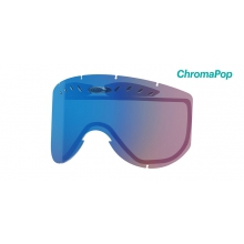 Knowledge OTG Replacement Lenses Knowledge OTG ChromaPop Storm Rose Flash by Smith Optics