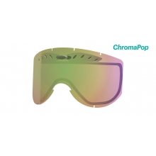 Knowledge OTG Replacement Lenses Knowledge OTG ChromaPop Storm Yellow Flash by Smith Optics