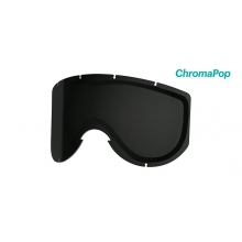 Knowledge Turbo Fan Replacement Lenses Knowledge Turbo ChromaPop Sun Black by Smith Optics