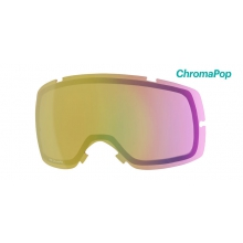 Vice Replacement Lenses Vice ChromaPop Storm Yellow Flash by Smith Optics