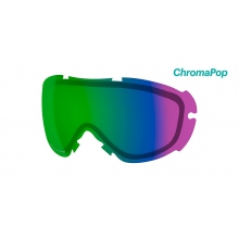 Virtue Replacement Lenses Virtue ChromaPop Everyday Green Mirror by Smith Optics