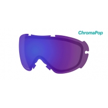 Virtue Replacement Lenses Virtue ChromaPop Everyday Violet Mirror by Smith Optics