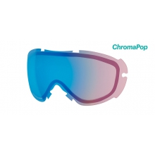 Virtue Replacement Lenses Virtue ChromaPop Storm Rose Flash by Smith Optics in Mobile Al