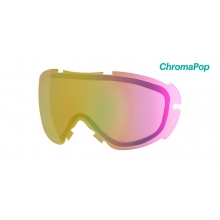 Virtue Replacement Lenses Virtue ChromaPop Storm Yellow Flash by Smith Optics