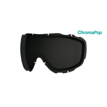 Prophecy Turbo Fan Replacement Lenses Prophecy Turbo ChromaPop Sun Black by Smith Optics