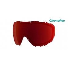 Prophecy Turbo Fan Replacement Lenses Prophecy Turbo ChromaPop Sun Red Mirror