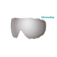 Prophecy Turbo Fan Replacement Lenses Prophecy Turbo ChromaPop Sun Platinum Mirror by Smith Optics