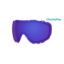 Prophecy Turbo Fan Replacement Lenses Prophecy Turbo ChromaPop Everyday Violet Mirror by Smith Optics