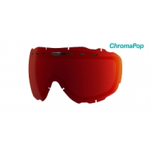 Prophecy Replacement Lenses Prophecy OTG ChromaPop Sun Red Mirror by Smith Optics