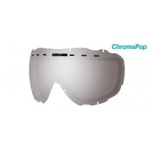 Prophecy Replacement Lenses Prophecy OTG ChromaPop Sun Platinum Mirror by Smith Optics