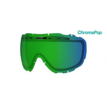 Prophecy Replacement Lenses Prophecy OTG ChromaPop Everyday Green Mirror by Smith Optics