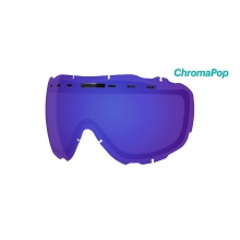 Prophecy Replacement Lenses Prophecy OTG ChromaPop Everyday Violet Mirror by Smith Optics