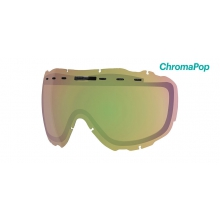 Prophecy Replacement Lenses Prophecy OTG ChromaPop Storm Yellow Flash by Smith Optics