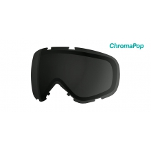 Phenom Turbo Fan Replacement Lenses Phenom Turbo ChromaPop Sun Black by Smith Optics in Avon Ct