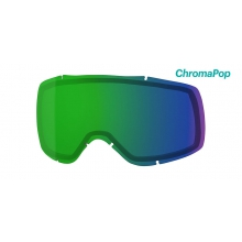 Showcase OTG Replacement Lens Showcase OTG ChromaPop Everyday Green Mirror by Smith Optics