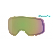 Showcase OTG Replacement Lens Showcase OTG ChromaPop Storm Yellow Flash by Smith Optics