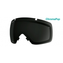 I/O Replacement Lenses I/O ChromaPop Sun Black by Smith Optics