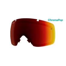 I/O Replacement Lenses I/O ChromaPop Sun Red Mirror by Smith Optics