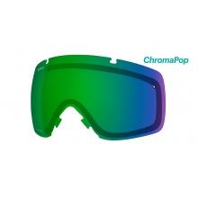 I/O Replacement Lenses I/O ChromaPop Everyday Green Mirror by Smith Optics