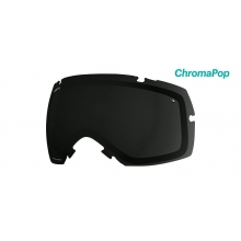 I/OX Replacement Lenses I/OX / I/OX Turbo Fan ChromaPop Sun Black by Smith Optics