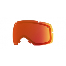I/OX Replacement Lenses I/OX / I/OX Turbo Fan ChromaPop Sun Red Mirror by Smith Optics