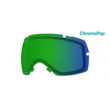 I/OX Replacement Lenses I/OX / I/OX Turbo Fan ChromaPop Everyday Green Mirror by Smith Optics in Marina Ca