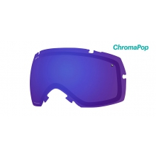 I/OX Replacement Lenses I/OX / I/OX Turbo Fan ChromaPop Everyday Violet Mirror by Smith Optics