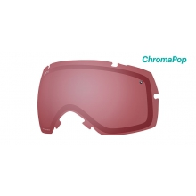 I/OX Replacement Lenses I/OX / I/OX Turbo Fan ChromaPop Everyday Rose by Smith Optics