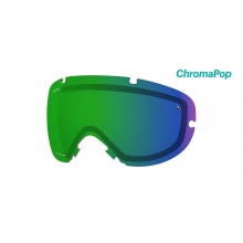 I/OS Replacement Lenses I/OS ChromaPop Everyday Green Mirror by Smith Optics