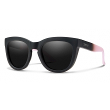 Sidney Matte Black Dusty Pink Blackout by Smith Optics