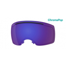 I/O7 Replacement Lenses I/O 7 ChromaPop Everyday Violet Mirror by Smith Optics in Quesnel Bc