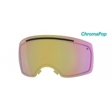 I/O7 Replacement Lenses I/O 7 ChromaPop Storm Yellow Flash by Smith Optics in Quesnel Bc
