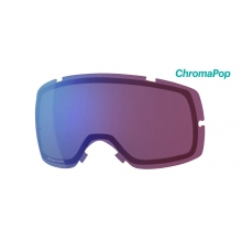 Vice Replacement Lenses Vice ChromaPop Photochromic Rose Flash by Smith Optics