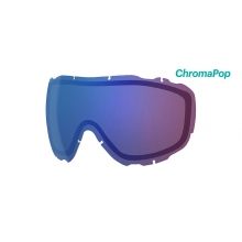 Prophecy Turbo Fan Replacement Lenses Prophecy Turbo ChromaPop Photochromic Rose Flash by Smith Optics