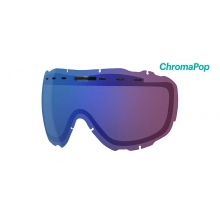 Prophecy Replacement Lenses Prophecy OTG ChromaPop Photochromic Rose Flash by Smith Optics
