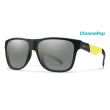 Lowdown XL Matte Black Acid ChromaPop Platinum by Smith Optics